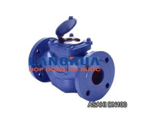 đồng hồ đo lưu lượng nước ASAHI DN100