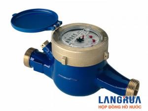 đồng hồ nước Zenner DN20
