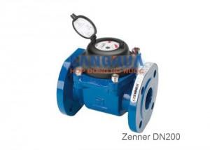 đồng hồ nước zenner DN200