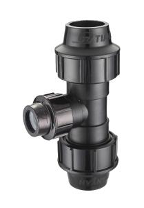 phụ kiện nối ống HDPE: Tê Giảm
