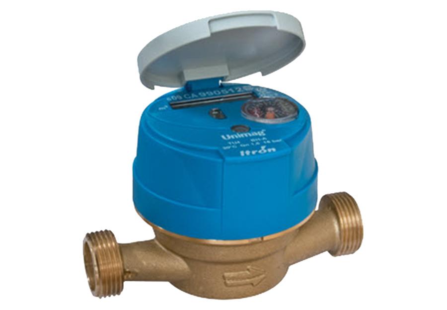 đồng hồ đo lưu lượng nước nóng unimag