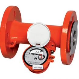 đồng hồ đo nước thải irrimag hãng itron