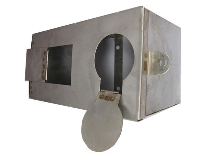 hộp đồng hồ nước làng rùa