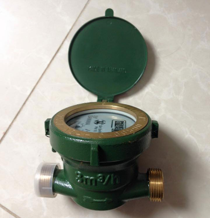 đồng hồ nước sanwa của Rumania dn15