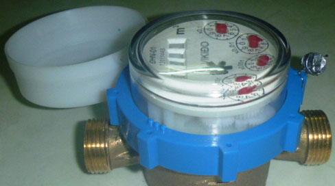 đồng hồ nước vikido dn15