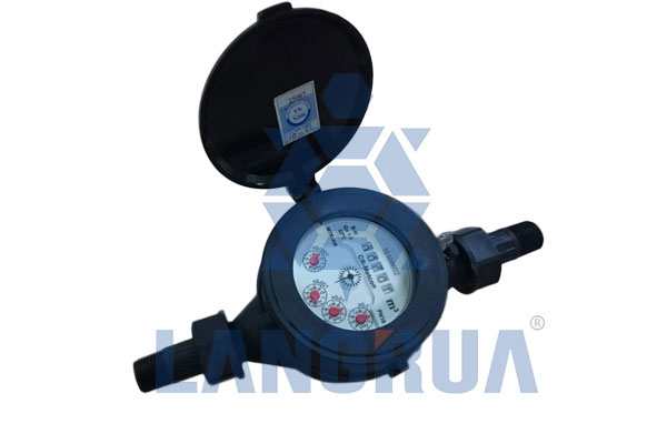 Đồng Hồ Đo Nước CR-Metcon Dn15 Vỏ Nhựa